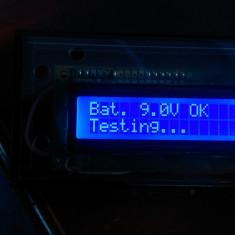 Tester Componente ESR metru tranzistoare, rezistente diode, conde