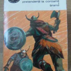 Pretendentii La Coroana. Brand - Ibsen, 390765 - Carte Teatru