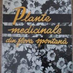 Plante Medicinale Din Flora Spontana - Corneliu Constantinescu, Artin Agopian, 390625 - Carte Medicina alternativa
