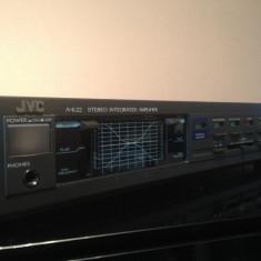 Amplificator Stereo JVC model A-K22 - 40 Watts per channel /8 Ohm - Impecabil - Amplificator audio JVC, 41-80W