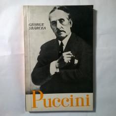 George Sbarcea - Giacomo Puccini - Carte Arta muzicala