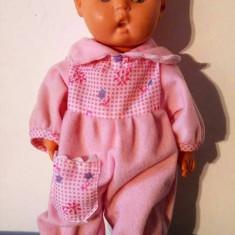 Papusa bebelus / bebe veche, Hummel Goebel, made in Germany anii '60, 28cm