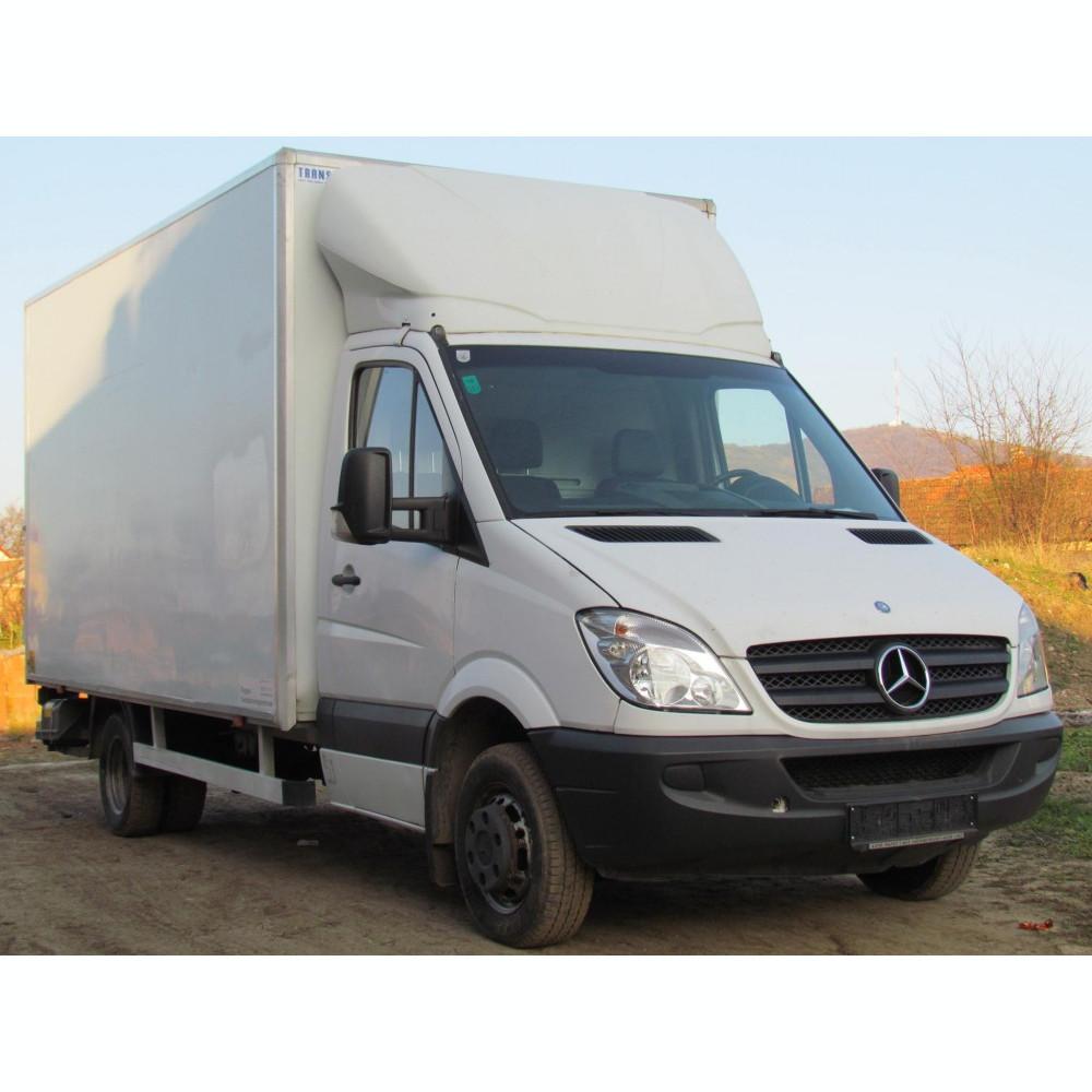 Interfata Mercedes Sprinter