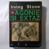 Irving Stone – Agonie si extaz - Roman