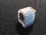 dioda laser  60mw  532nm KTP