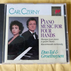 Czerny - Muzica Clasica sony music, CD