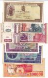 5) Lot 6 bancnote 1941,1992,1994,1966,1998