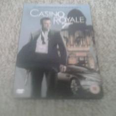 Casino Roayle 007 (2006) – DVD - Film thriller, Engleza