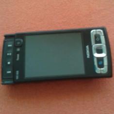 Nokia N95 8GB 80 Lei - poze reale - Telefon mobil Nokia N95, Negru, Neblocat