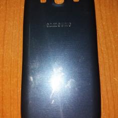 Capac baterie samsung s3 bleumarin