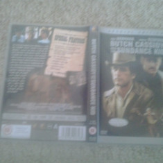 Butch Cassidy and Sundance Kid (1969) - Special Edition – DVD - Film actiune, Engleza