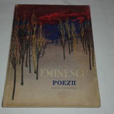 EMINESCU - POEZII ~ ilustratii de PERAHIM ~ - Carte educativa