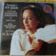 Federica von Stade - Muzica Opera Altele, CD