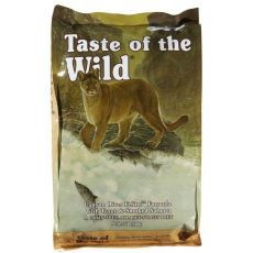 TASTE OF THE WILD Canyon River Feline 7kg foto mare