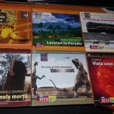 TERRA LOT 6 VCD-URI . - Film documentare, DVD, Romana
