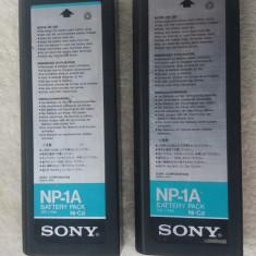 ACUMULATOR SONY NP-1A LA 12V/1, 7Ah - Ni-Cd - Baterie Camera Video