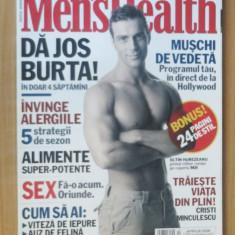 Men's Health Romania Aprilie 2006 - Da jos burta in 4 saptamani - Revista barbati