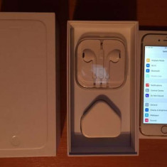 Phone 6 Gold 16Gb Neverlocked Full Box Stare Impecabila - iPhone 6 Apple, Auriu, Neblocat