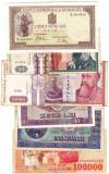 6) Lot 6 bancnote 1941,1992,1994,1966,1998