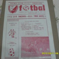 Program CFR Timisoara - ASA Tg. Mures - Program meci