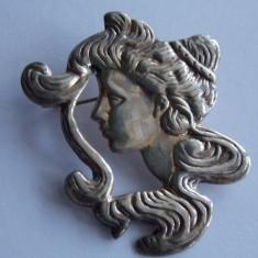 Brosa de argint -922 - Brosa argint