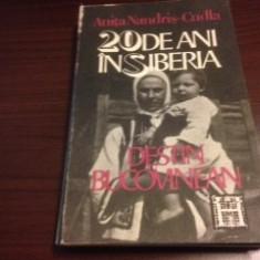 ANIȚA NANDRIȘ- CUDLA, 20 DE ANI ÎN SIBERIA. DESTIN BUCOVINEAN - Istorie