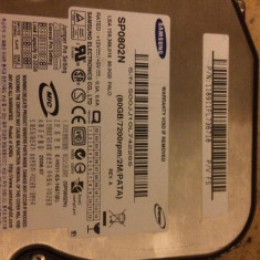 HDD 80GB Samsung - Hard Disk