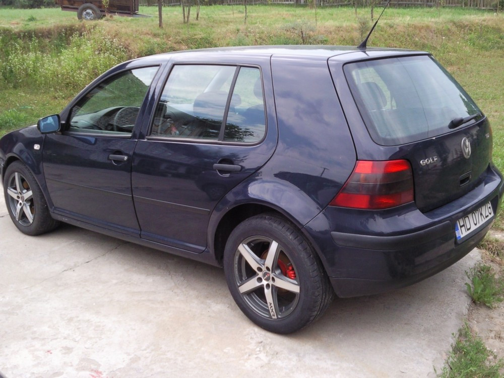 volkswagen golf 4 tdi 131 cp an fabricatie 2002 motorina diesel 260000 km 1896 cmc okazii. Black Bedroom Furniture Sets. Home Design Ideas
