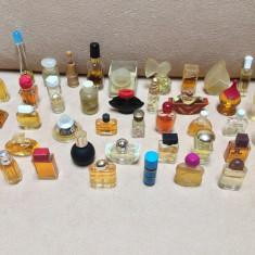 LOT Mini Parfumuri ORIGINALE si foarte RARE, de colectie (42 bucati) - Parfum femeie, Apa de toaleta, Mai putin de 10 ml