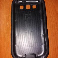 Husa samsung s3 i9300 antisoc - Husa Telefon Samsung, Samsung Galaxy S3, Negru
