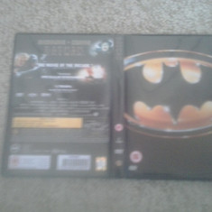BATMAN (1998) - DVD - Film SF, Engleza