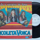 Disc vinil NICOLETA VOICA - La o margine de lume (Eurostar ST - CS 0230)