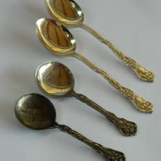 Patru LINGURITE argintate - design superb!, Tacamuri