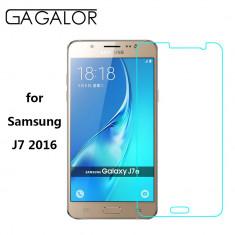 Samsung J7 2016 - Folie de Sticla Securizata - Tempered Glass - Folie de protectie, Lucioasa