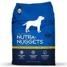 NUTRA NUGGETS Maintenance 15kg - Hrana caini