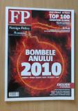 FP Foreign Policiy Top 100 ganditori 2010