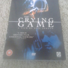 The Crying Game (1992) – Special Edition – DVD - Film drama, Engleza