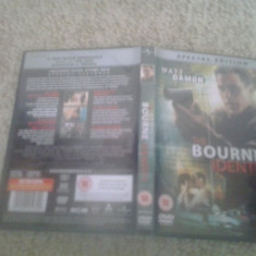 The Bourne Identity (2002) – Special Edition - DVD - Film thriller, Engleza