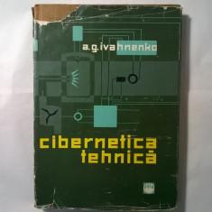 A. G. Ivahnenko - Cibernetica tehnica