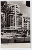 BUCURESTI HOTEL AMBASADOR STATIE PECO BENZINARIE AUTO, Circulata, Fotografie