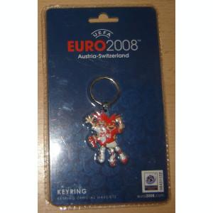 Breloc chei Fotbal Euro 2008