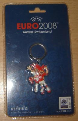 Breloc chei Fotbal Euro 2008 foto