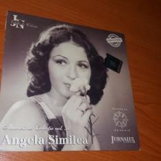 ANGELA SIMILEA, CD VOL 30 - Muzica Dance