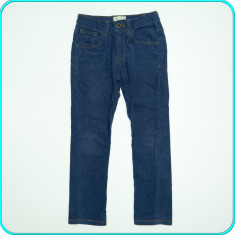 Pantaloni catifea fina, talia reglabila, ZARA → baieti | 6—7 ani | 116—122 cm