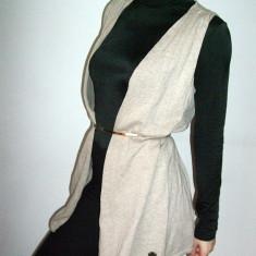 Vesta Tom Tailor - Pulover dama Tom Tailor, Marime: L, Culoare: Crem