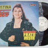 Disc vinil CRISTINA TURCU si Formatia Fratii Peste (Eurostar CDS 015)