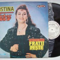 Disc vinil CRISTINA TURCU si Formatia Fratii Peste (Eurostar CDS 015) - Muzica Populara Altele