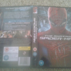 The Amazing Spiuder-Man (2012) - DVD - Film actiune, Engleza