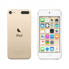 IPod Apple 6 gen Touch Gold 16 Gb ff putin folosit, garantie 1 an - iPod Touch Apple, Galben