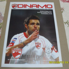 Program Dinamo - CFR Cluj - Program meci